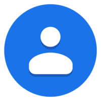 Google Contacts sync and migration