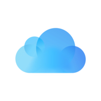 Apple iCloud Contacts logo